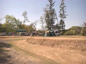 キャンプ場8